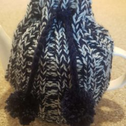 Hand Knitted Tea Cosy - Tea Pot Cover
