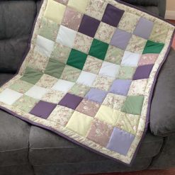 Baby Cot Quilt/ Playmat