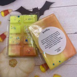 Bonfire Halloween Mini Snap Wax Melts