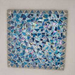 Mosaic Heat Mat. Turquoise