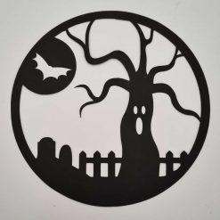 Die Cut Halloween Decal