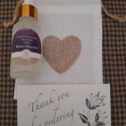 Lavender & Sweet Almond Facial Oil 30ml
