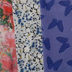 Bargain bundle fabric remnants.  £7 for 7 pieces
