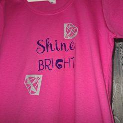 Shine bright T shirt