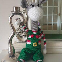 Godfrey the Christmas Giraffe