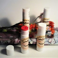 *New* Vegan Organic Mandarin Coral Tinted Lip Balm - With CPSR