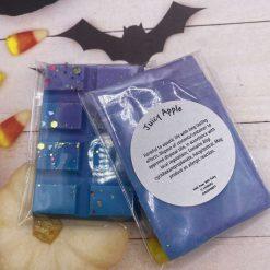 Juicy Apple Halloween Mini Snap Wax Melts