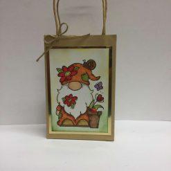 Gnome Gift Bag