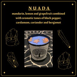NuaDa scented candle