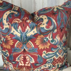 Handmade cushion cover from Vintage fabric