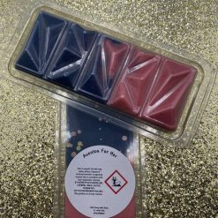 Aventos for Her Geo Clamshell Wax Melts- Perfume & Aftershave Inspired Collection