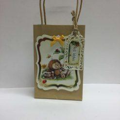 Hedgehog Gift Bag