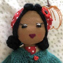 Land army doll