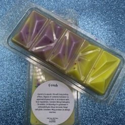 Unstop Inspired Geo Snap Bar Clamshell Wax Melts Collection