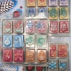 3 x Christmas Wax Melts Selection Packs