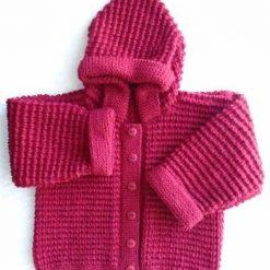 Hooded Jacket B