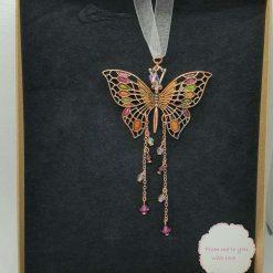 Swarovski Elements Butterfly