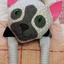 Handmade Bed Buddy - Cat