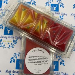 Fizzy Sweets Geo Snap Bar Clamshell Wax Melts- Sweet Shop Inspired Collection