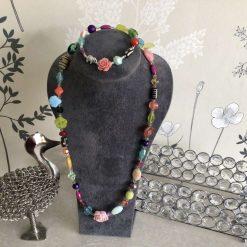 Ladies Multi Necklace