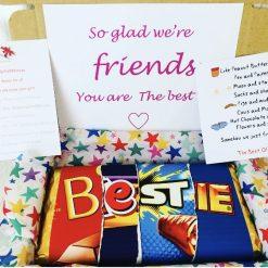 Best friend gift, personalised gift, bestie gift, friend birthday