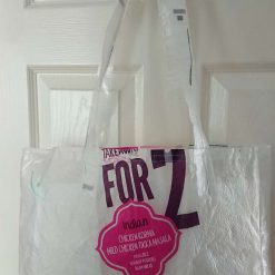 Shopping Bag made from recycled plastic