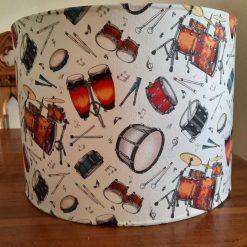 Music Drum Lampshade