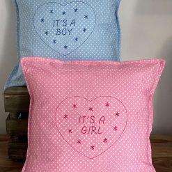 Baby cushion