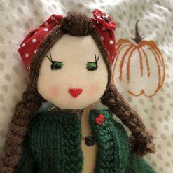 Land army heirloom doll