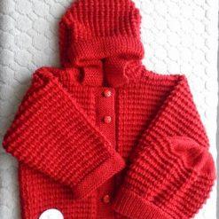 Hooded Jacket I