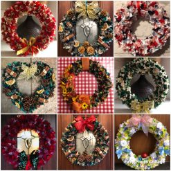 Fabulous Fabric Wreaths