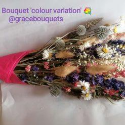 Grace  Bouquet Colour Variation