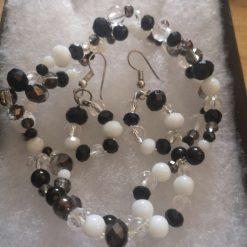 Ebony Jewellery set