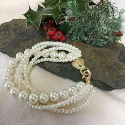 Pearl Decorative bracelet