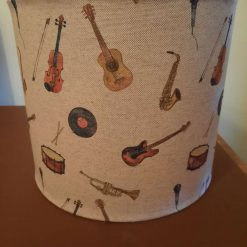 Music Instruments Lampshade