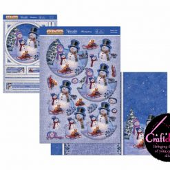 Hunkydory - The Joy Of Christmas - Deco-Large Collection - Family Time Deco-Large Set