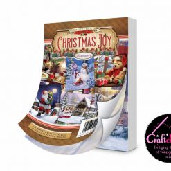 Hunkydory - The Little Book Of - Christmas Joy - A6 - 150gsm - 144 Sheets