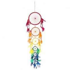 Large Multicolour Dreamcatcher