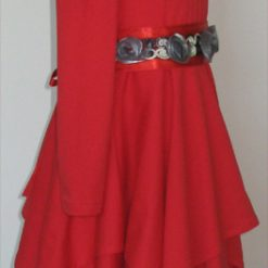 Let's Party designer dresses by SerendipityGDDs for girls aged 6 and 8 4