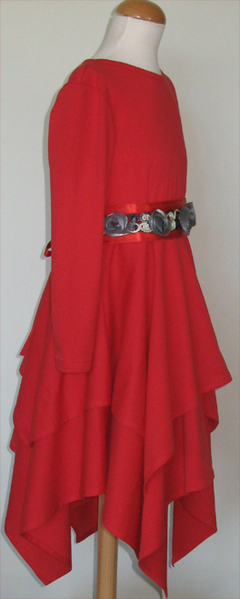 Let's Party designer dresses by SerendipityGDDs for girls aged 6 and 8