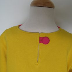 Mellow Yellow dress by SerendipityGDDs for age 8 or 9 1
