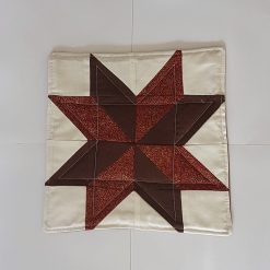 Quilted Star Mug Rugs