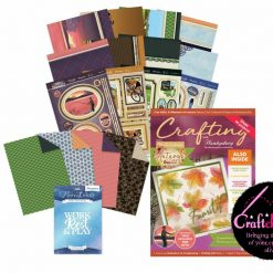Crafting With Hunkydory Project Magazine Issue 61