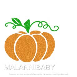 Glitter Pumpkin SVG   Religeous   Dxf   Eps   Jpeg   Png   Pdf   Vector   CNC   Digital Download