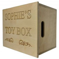 A Personalised Storage Chest