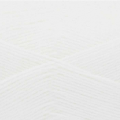 King Cole Big Value Baby 3ply - White
