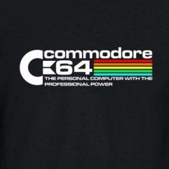 Amiga T shirt commodore 64 retro