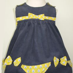 Tie a Yellow Ribbon dress by SerendipityGDDs for Age 2