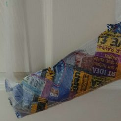 Umbrella Bag made from recycled plastic