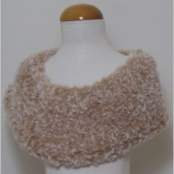 Girls Faux Fur neck warmers by SerendipityGDDs for age 2-8 for Winter 2